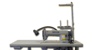 To Solve Problems Feeding Heavy Leather Use a Real Industrial Strength Walking Foot Sewing Machine