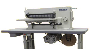 Leather Machinery – Strap Cutters for Belt-Making, Clickers for Die-Cutting and Splitters for Splitting
