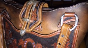 Tips for Sewing Leather Goods – Presser Feet for Belts, Chaps, Backpacks, Purses, Vests and Upholstery